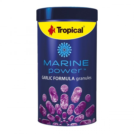 Tropical Marine Power Garlic Formula Granules