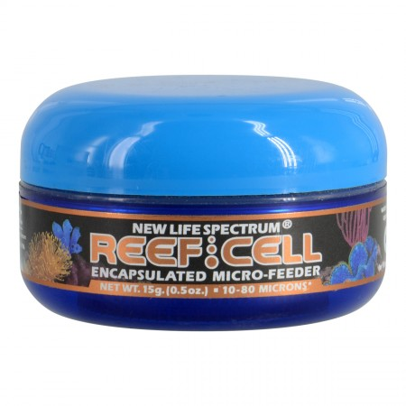 New Life Spectrum Reef Cell Encapsulated Micro-Feeder - 15 g