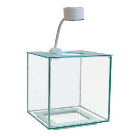 Marina Cubus Glass Betta Kit - 3.4 L