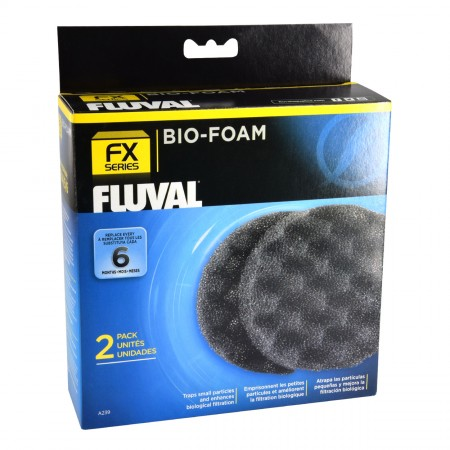 Fluval Bio-Foam Pads for FX Series - 2 pk