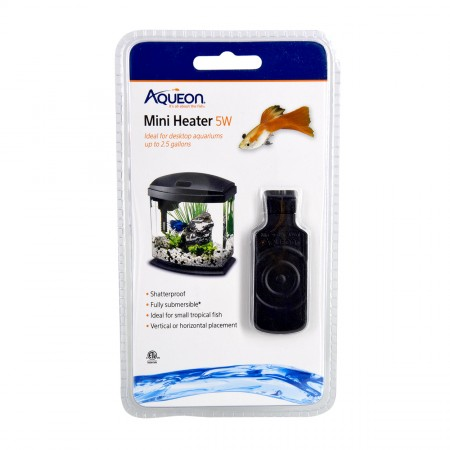 Aqueon Aquatic Flat Heater - 5 W