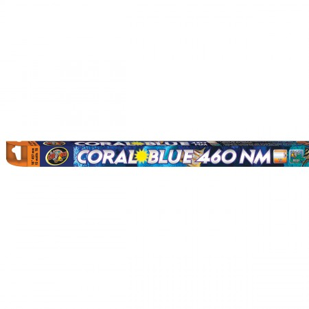 Zoo Med Coral Blue 460nm T8 Actinic Lamps