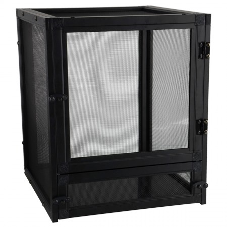 "Zoo Med Nano Breeze - Black - 10"" x 10"" x 12"""