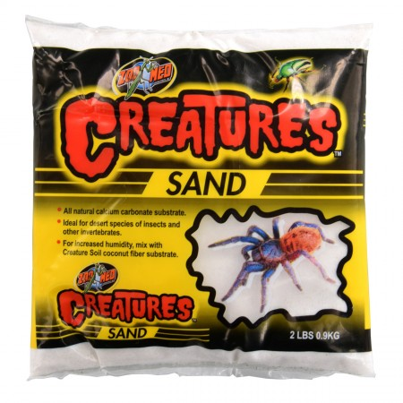 Zoo Med Creatures Sand - 2 lb