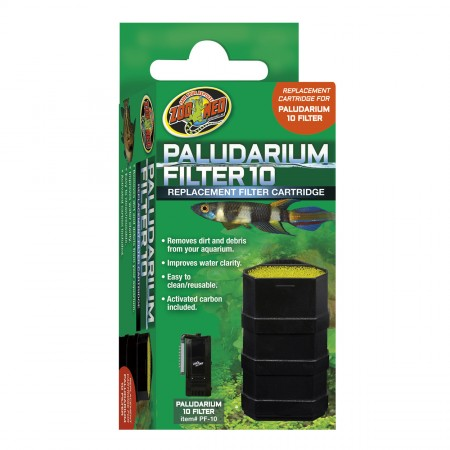 Zoo Med Replacement Cartridge for Paludarium Filter - 10