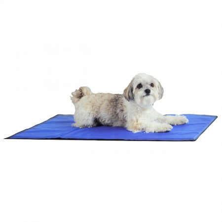 Protect Me Alert Series Silver Paw Cooling Mat