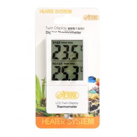 Ista Twin Display Digital Thermometer