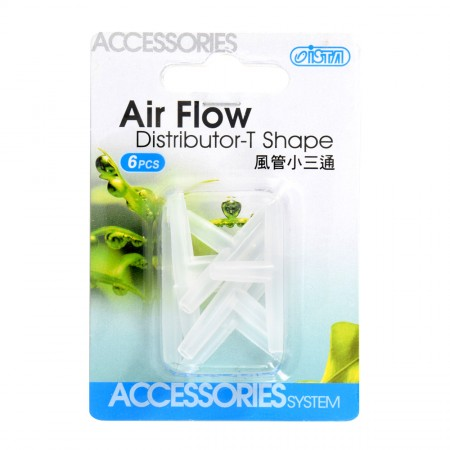 Ista Air Flow Distributor - T-Shape - 6 pk