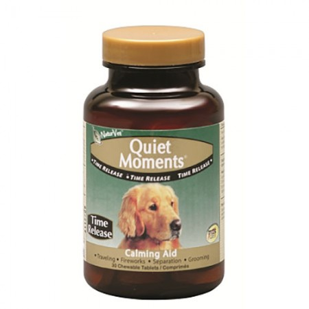 Quiet Moments Calming Aid Chew Tabs - 30 pk