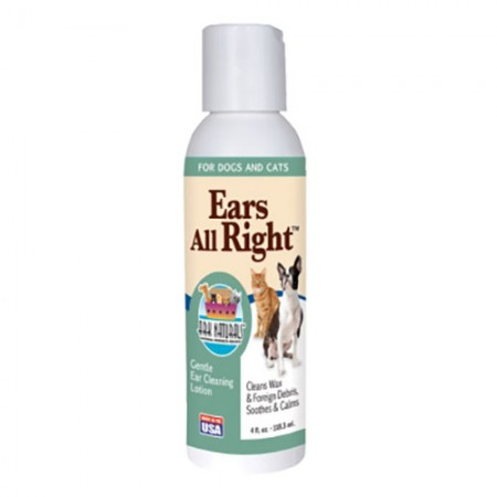 Ark Naturals Ears All Right Gentle Ear Cleaning Lotion - 4 fl oz