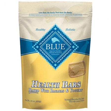 Blue Buffalo Health Bars - Banana & Yogurt - 16 oz