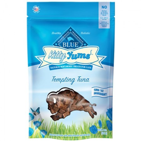 Blue Buffalo Kitty Yums - Tempting Tuna Recipe - 2 oz