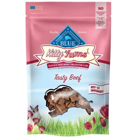 Blue Buffalo Kitty Yums - Tasty Beef Recipe - 2 oz