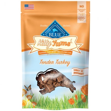 Blue Buffalo Kitty Yums - Tender Turkey Recipe - 2 oz