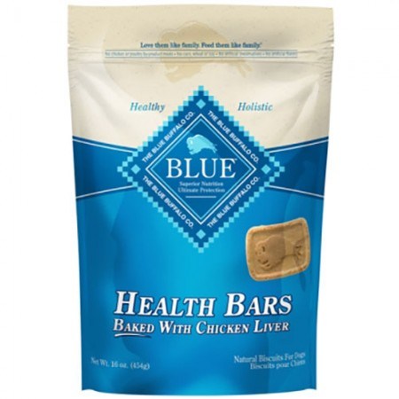 Blue Buffalo Health Bars - Chicken Liver - 16 oz