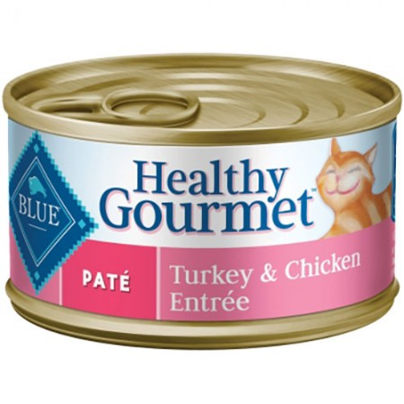 Blue Buffalo Healthy Gourmet Pate Entree for Adult Cats