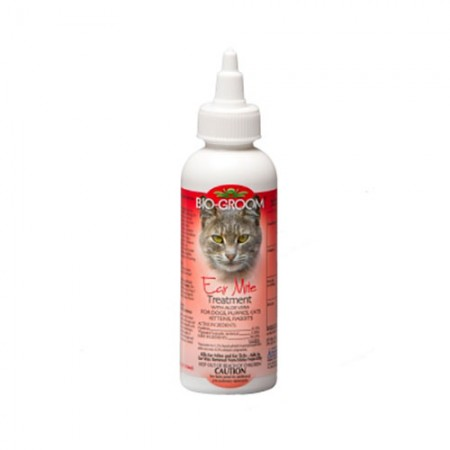Bio-Groom Ear Mite Treatment - 4 fl oz