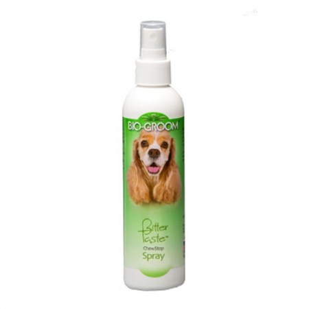 Bio-Groom Bitter Taste Chewstop Spray - 8 fl oz