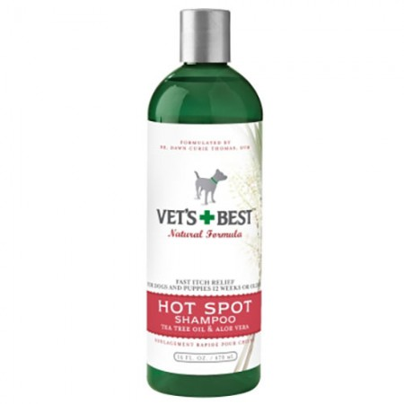 Vet's Best Hot Spot Shampoo - 16 fl oz