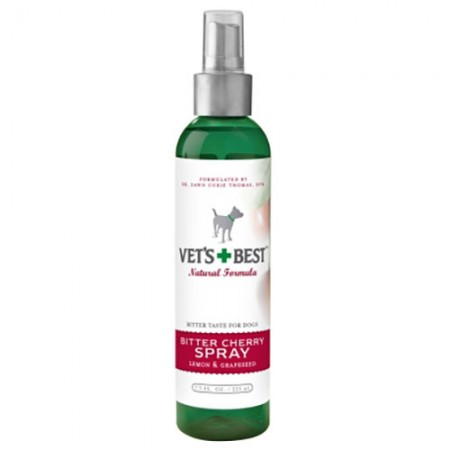 Vet's Best Bitter Cherry Spray - 7.5 fl oz