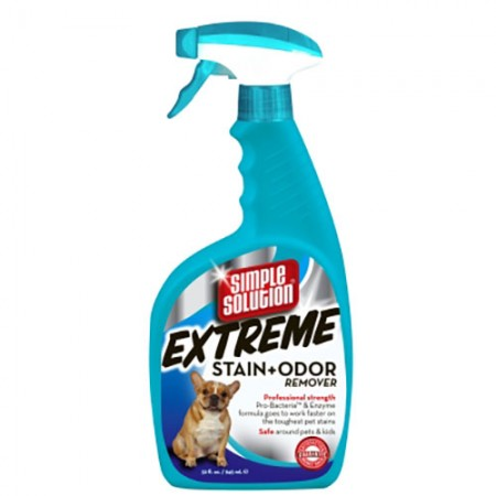 Simple Solution Extreme Stain+Odor Remover - 32 fl oz