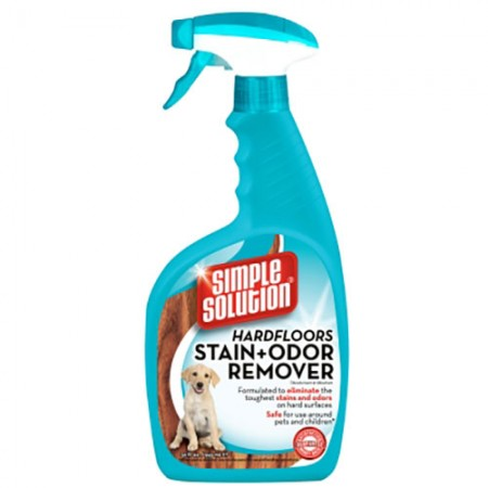 Simple Solution Hardfloors Stain+Odor Remover - 32 fl oz