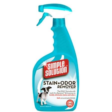 Simple Solution Stain+Odor Remover - 32 fl oz