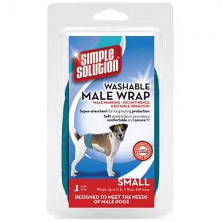 Simple Solution Washable Male Wrap - Small