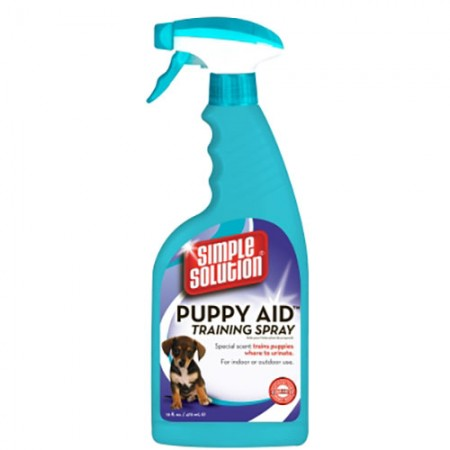 Simple Solution Puppy Aid Training Spray - 16 fl oz