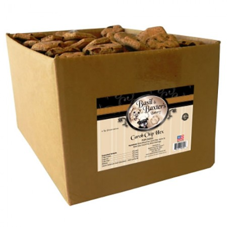 Hex Biscuits - Carob Chip - 10 lb