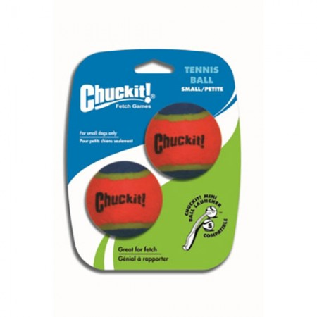 Chuckit! Tennis Ball - Small - 2 pk
