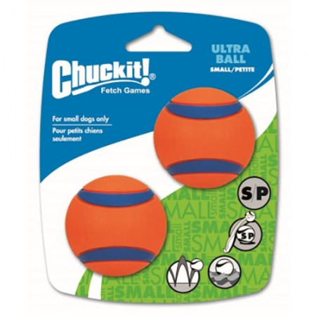 Chuckit! Ultra Ball - Small - 2 pk