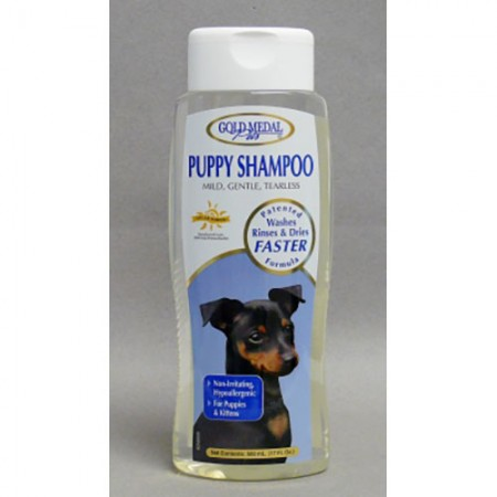 Gold Medal Mild and Gentle Puppy Shampoo