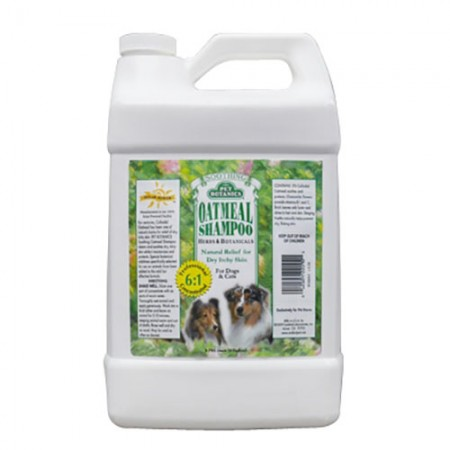 Pet Botanics Oatmeal 6:1 Shampoo Concentrate - 1 gal