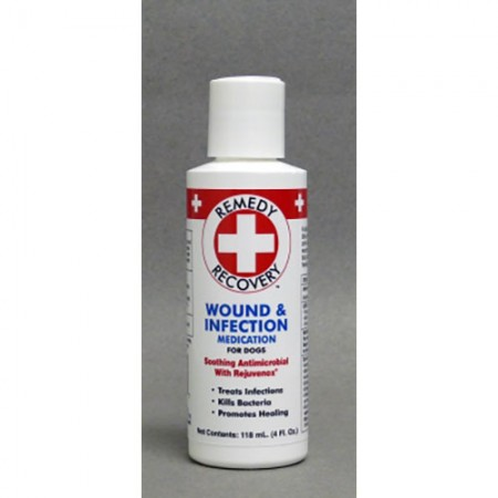 Remedy Recovery Wound & Infection Medication for Dogs - 4 fl oz