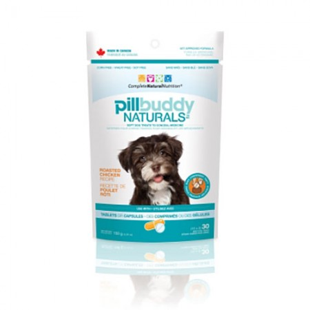 Complete Natural Nutrition Pill Buddy Naturals