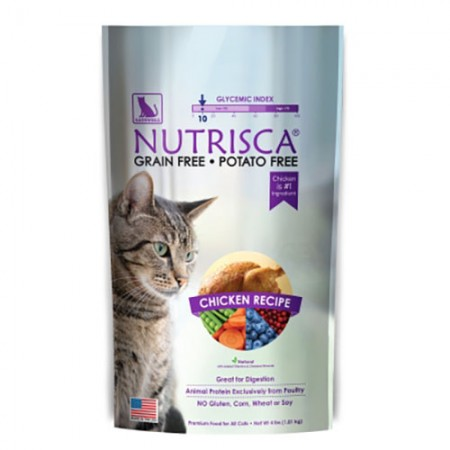 Dogswell Nutrisca Cat Foods