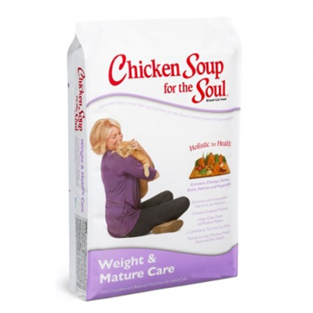 Chicken Soup for the Soul Weight & Mature Care Formulas