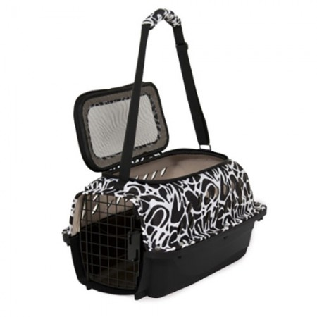 Petmate Curvations Top Load Kennel - 19""