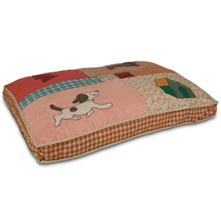 Aspen Pet Quilted Novelty Guesseted Bed - 40""