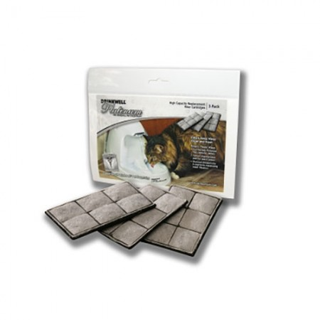 Drinkwell Premium Charcoal Filters - 3 pk