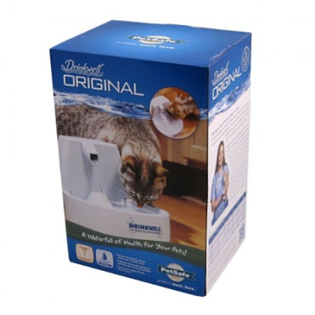 Drinkwell Original Pet Fountain - 50 fl oz