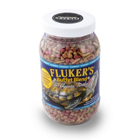 Fluker's Buffet Blend Aquatic Turtle Formula - 7.5 oz