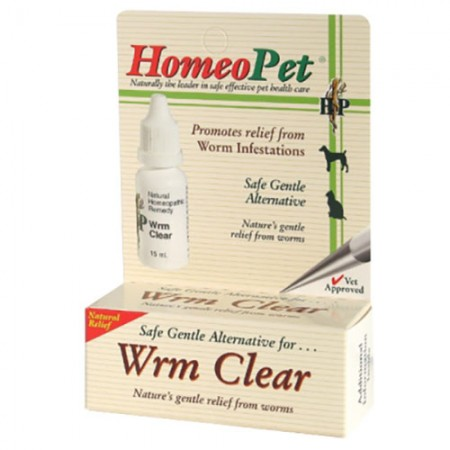 Homeopet Worm Clear - 15 lm