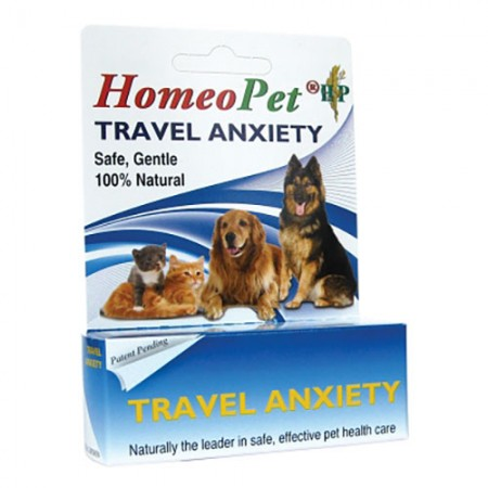 Homeopet Travel Anxiety - 15 ml