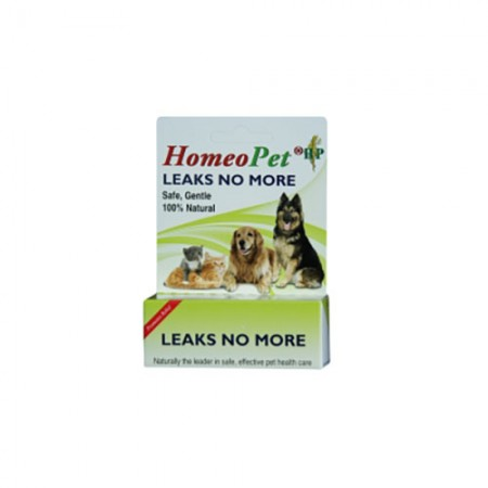 Homeopet Leaks No More - Urinary - 15 ml