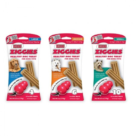 KONG Stuff 'N Ziggies - Chicken - Large - 8 oz