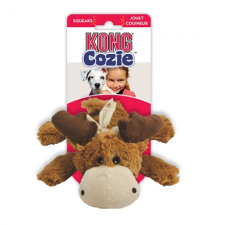 KONG Cozie - Marvin the Moose - Medium
