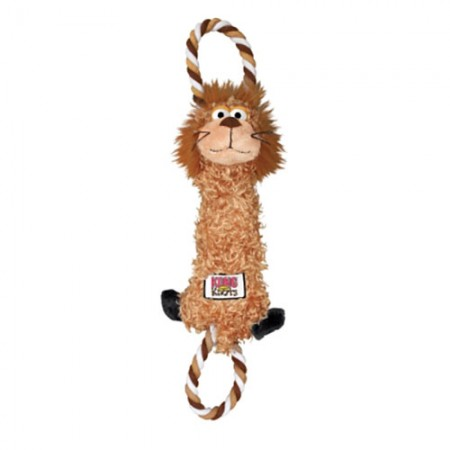 KONG Tugger Knot - Lion - Small/Medium