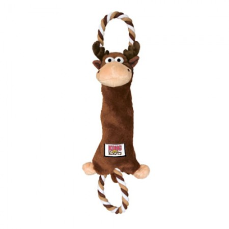 KONG Tugger Knot - Moose - Small/Medium